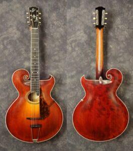 antique Gibson, Style O